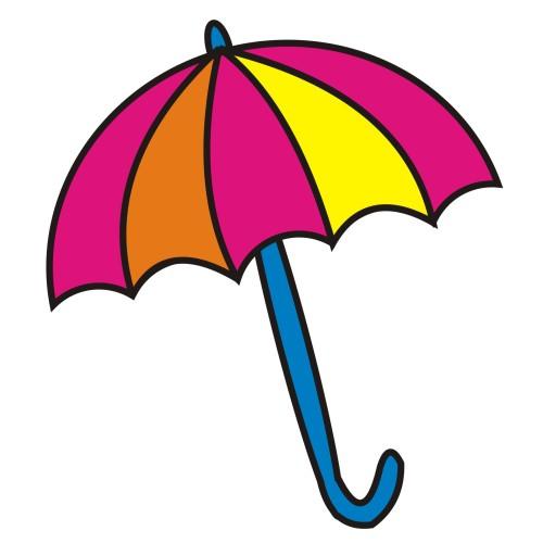 500x500 Umbrella Outline Cliparts Free Download Clip Art Clipart Pictures