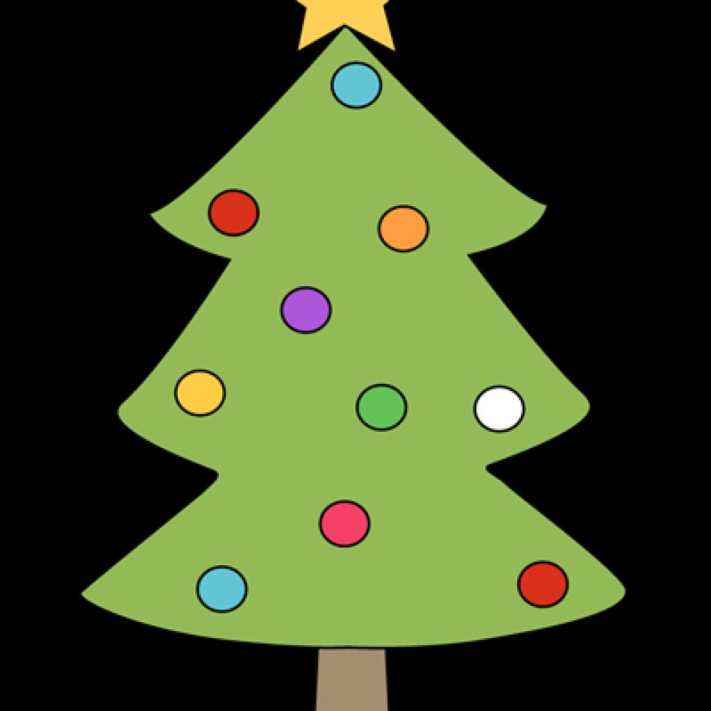 1024x1024 Christmas Tree Clip Art Outline Graduation Cap Clipart