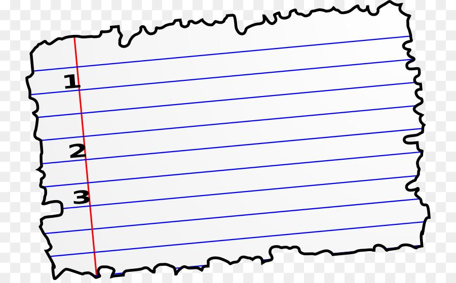 900x560 Paper Clip Notebook Clip Art