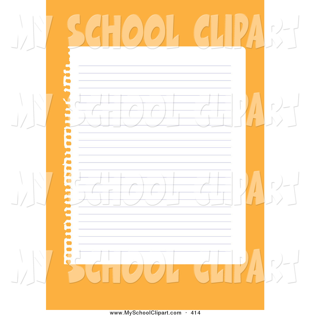 1024x1044 Cliprt Blank White Lined Sheet Paper Ripped Out