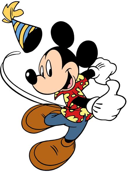 436x589 Disney Birthdays And Parties Clip Art Disney Clip Art Galore