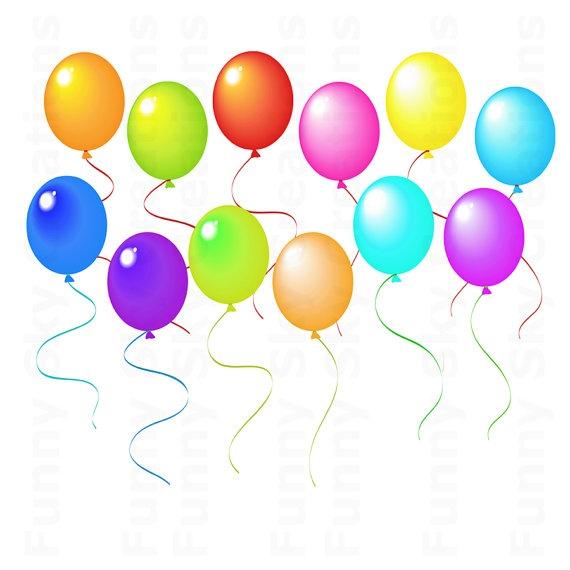 570x570 18 Best Balloon Clip Art Images On Happy Birthday