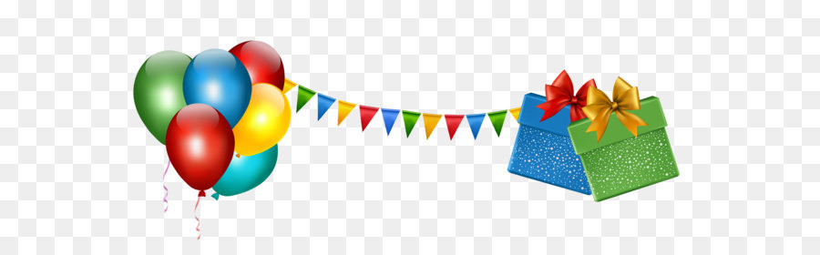 900x280 Birthday Party Clip Art