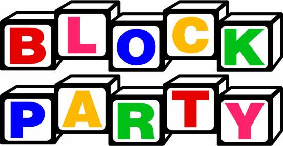 552x286 Block Party Pictures Clip Art 101 Clip Art