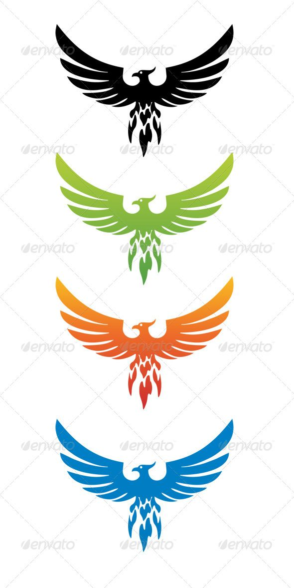 590x1178 Phoenix Bird Of Immortality Phoenix Bird, Phoenix And Clip Art
