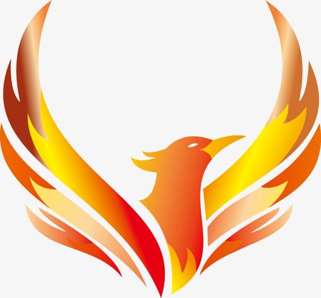 650x603 Phoenix Logo Vector Design, Mark, Phoenix, Fire Png Image