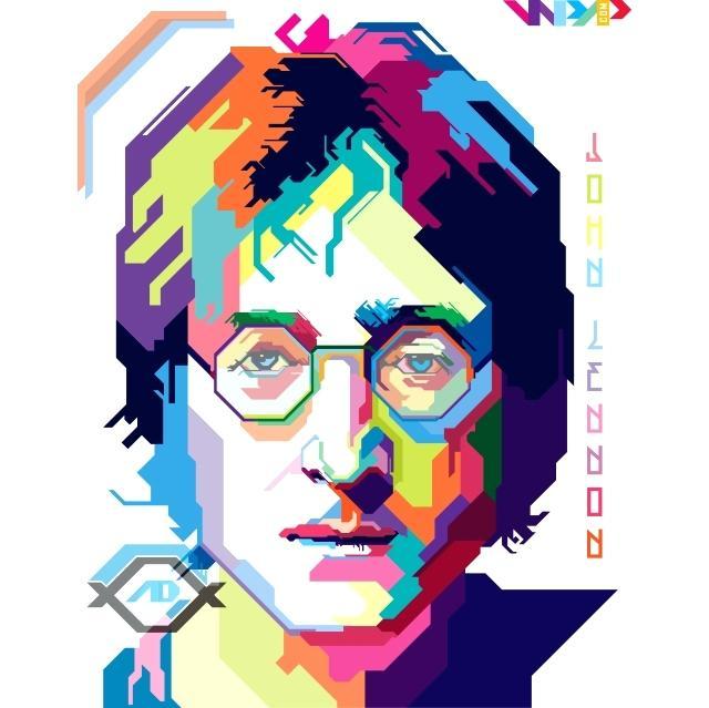 640x639 John Lennon Clip Art Imagine John John Lennon Clipart