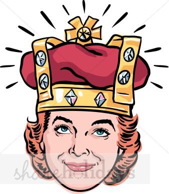 338x388 Top 86 Queen Clip Art