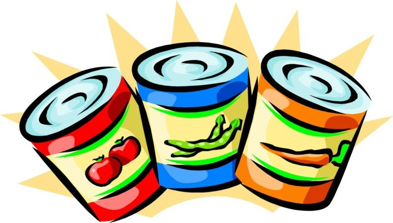 800x454 Can Food Clip Art Canned Food Drive Posters Cannedfood