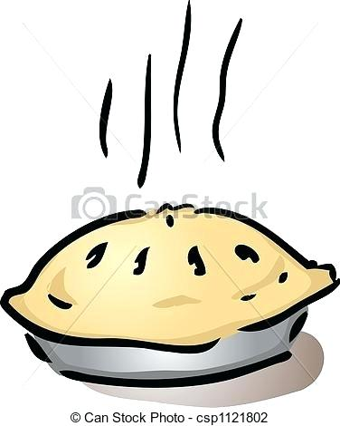 376x470 Pies Clip Art Vector Pie Chart Illustration Set With Real Pies