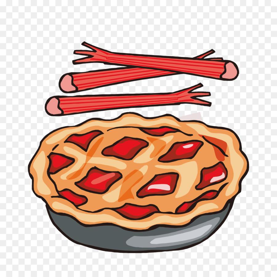 900x900 Rhubarb Pie Strawberry Pie Pumpkin Pie Apple Pie Clip Art