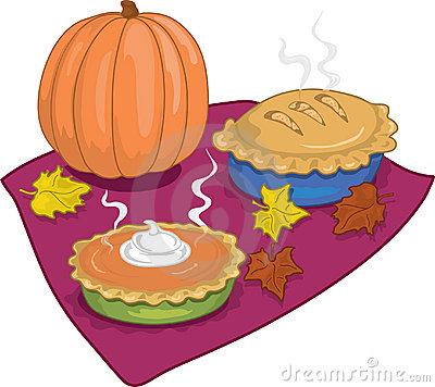 400x356 Thanksgiving Dessert Clipart