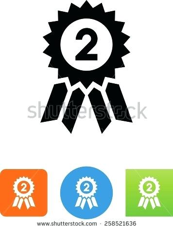 356x470 2nd Place Ribbon Clip Art Red Place Ribbon Rosette Stock Photo 2nd