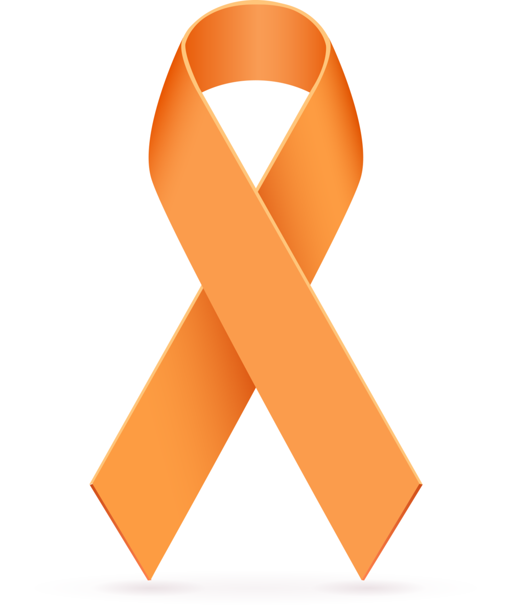 1000x1190 Good Looking Orange Cancer Ribbon Clip Art 101