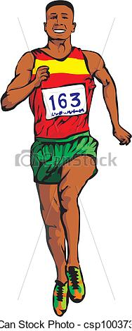 188x470 Marathon Runner Vector Clipart Eps Images. 8,302 Marathon Runner