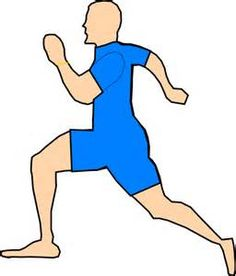 236x276 Cartoon Runner Clip Art Jonniehoffman Superhero