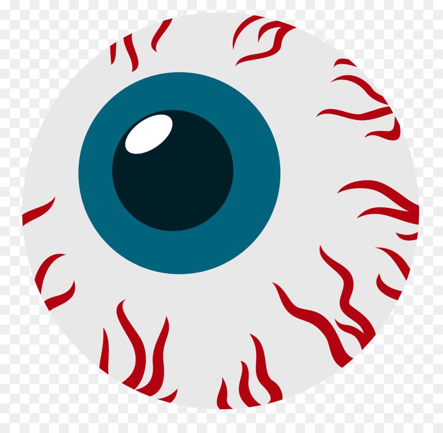 900x880 Red Eye Drawing Clip Art