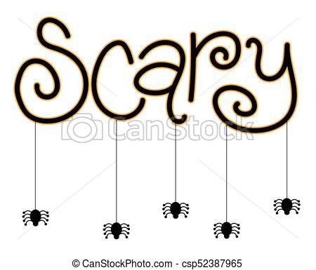 450x385 Scary Spiders Clip Art Vector