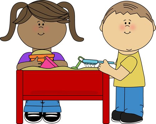 Clipart School Children