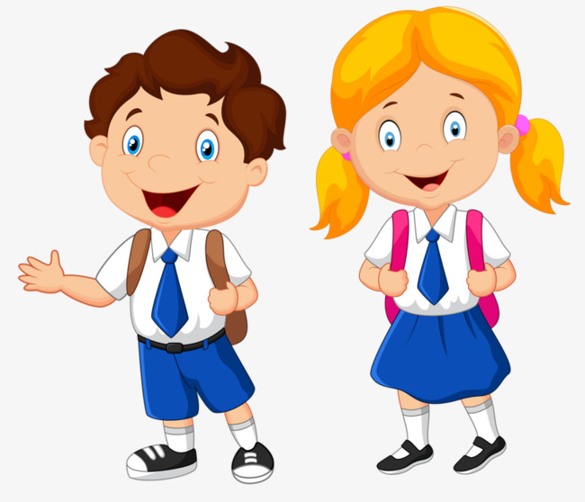 650x558 School Children, Book, Student, Girl Png Image And Clipart