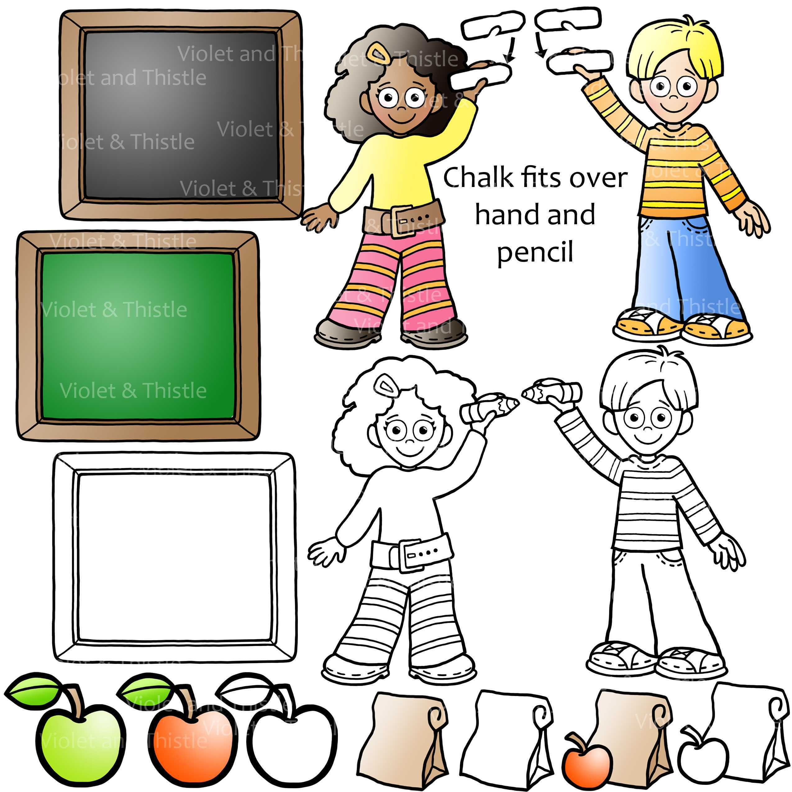 2550x2550 School Teacher Teaching Clipart Awesome Back To School Kids