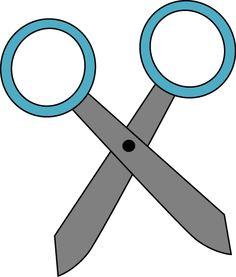236x277 Pink Scissors Clip Art