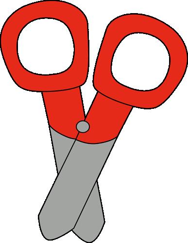 387x500 Red Scissors Clip Art Image Clipart Panda