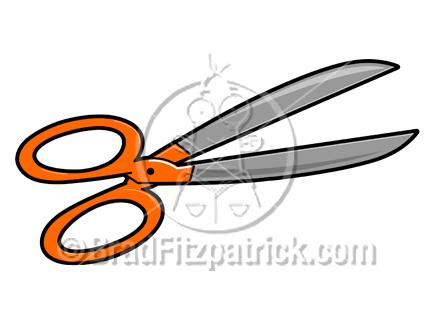 432x324 Cartoon Scissors Clipart Picture Royalty Free Scissors Clip Art
