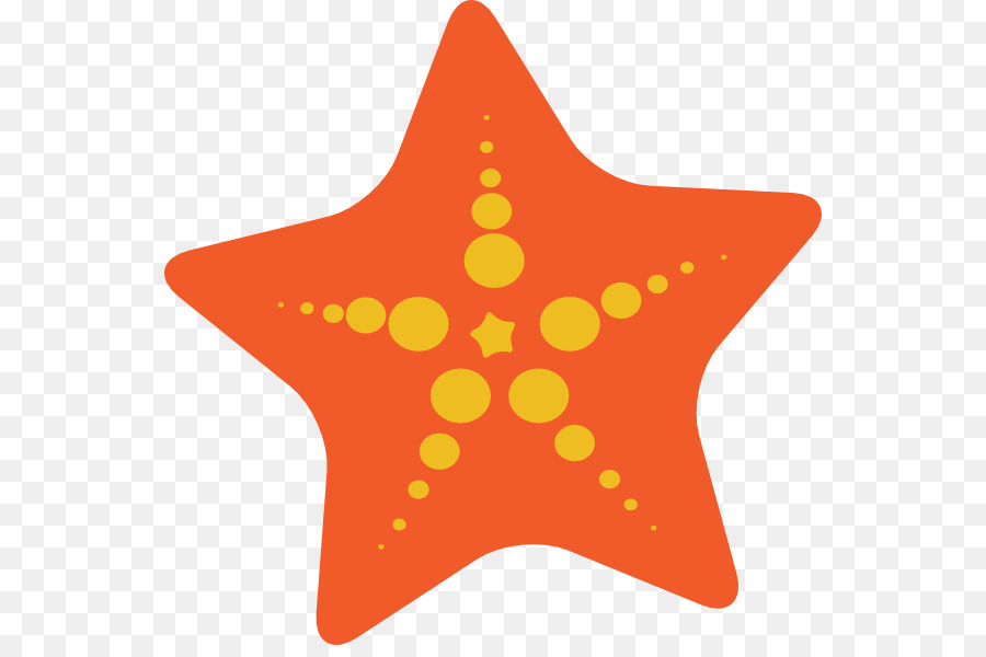 900x600 Starfish Clip Art
