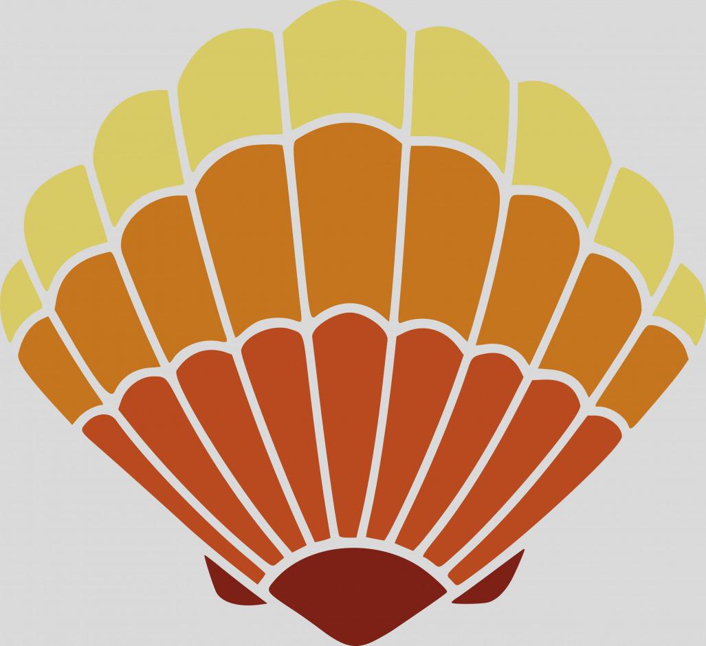 1027x940 Trend Shell Clip Art Clipart Of A Scallop Sea