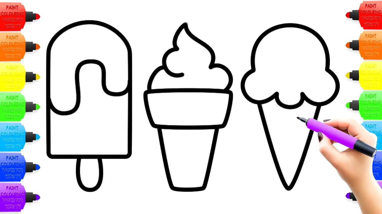 1280x720 1477667421ice Cream Coloring For Free Shopkins Season 5 Ice Pages