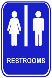 200x300 Stylish Restroom Signs Clip Art Bathroom Free Clipart