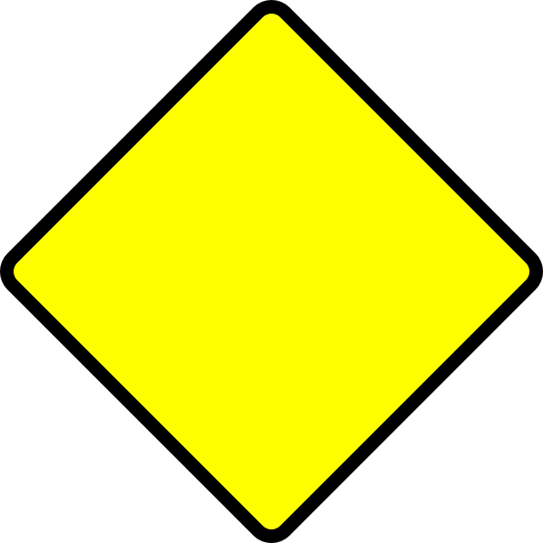 600x600 Blank Street Signs Blank Road Sign Clip Art Travel Theme