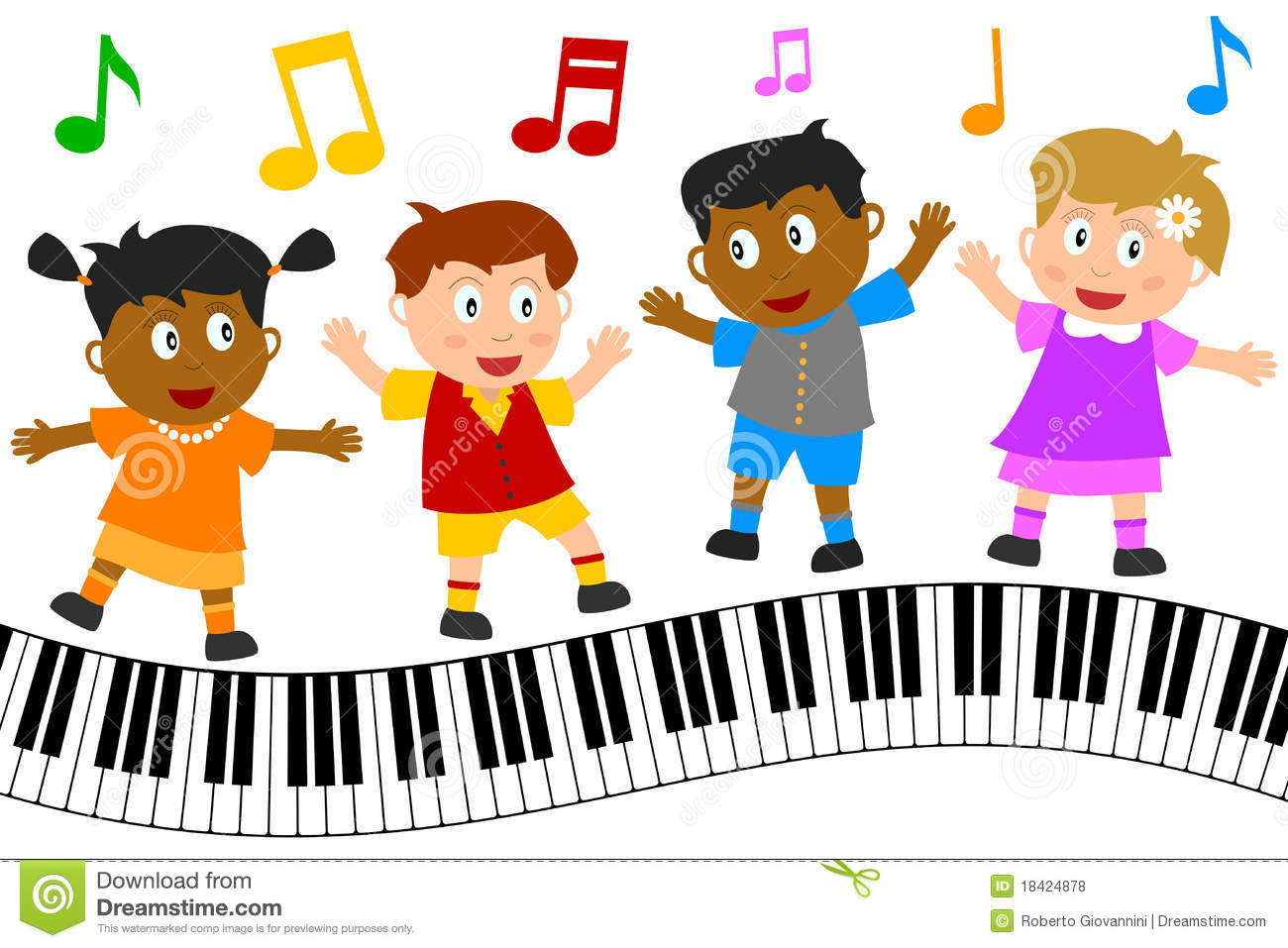 1300x957 Dance And Sing Clipart