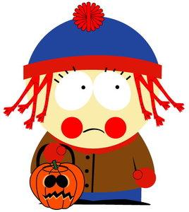 268x300 South Park Clip Art