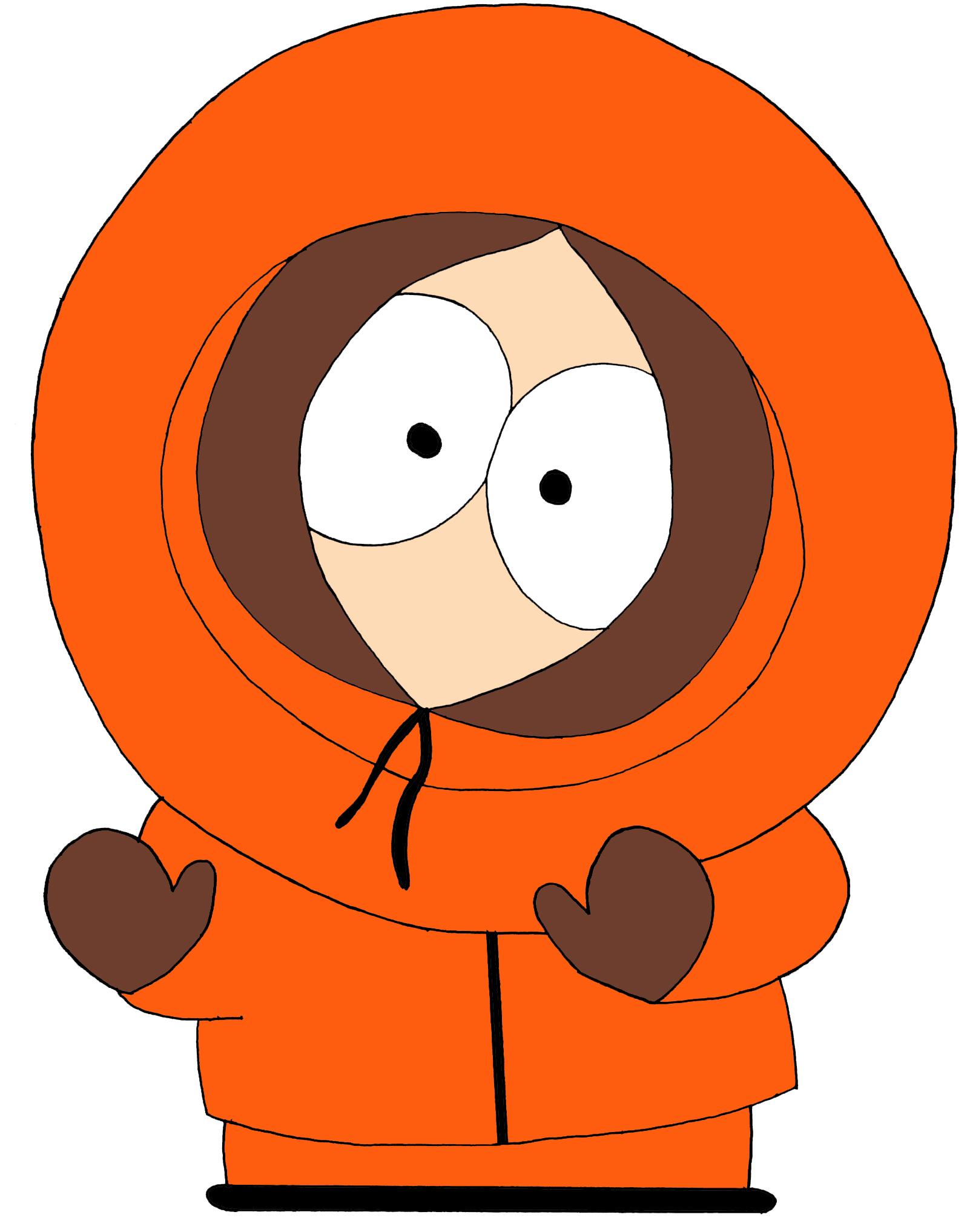 1602x2034 South Park Favourites By Megazeo
