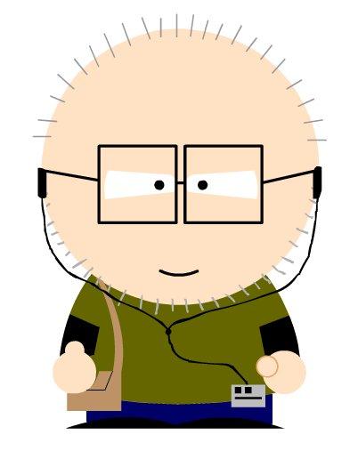402x507 Cartoons Clip Art South Park