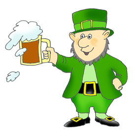 280x281 St Patrick's Day Clipart