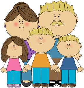 285x300 Cute Family Clipart Family Clip Art Family Images Clip Art
