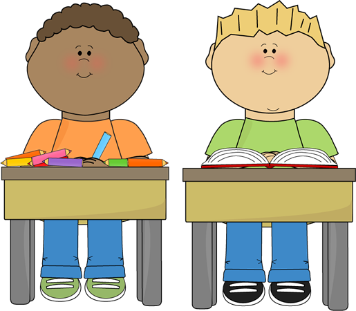 515x450 Student Clipart