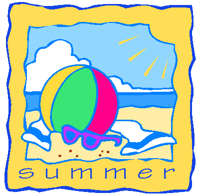 397x391 Summer Clip Art Free Kids Summer Clipart Free Clipart Images