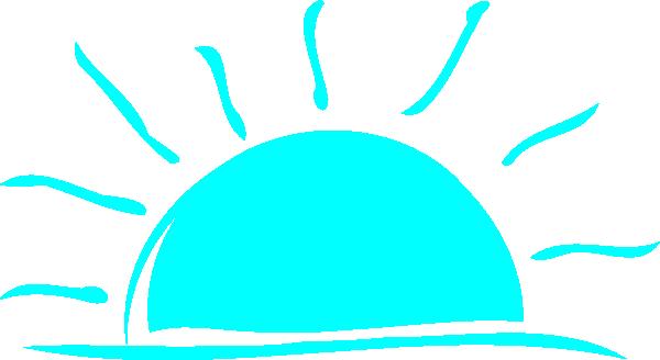 Clipart Sunrise