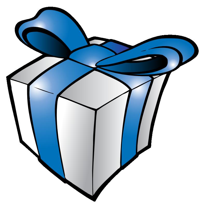 775x800 Gift Birthday T Clip Art Clipart