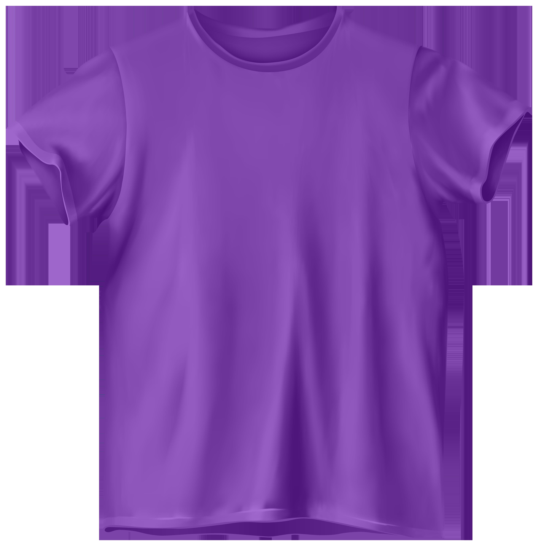 5902x6000 Purple T Shirt Png Clip Art
