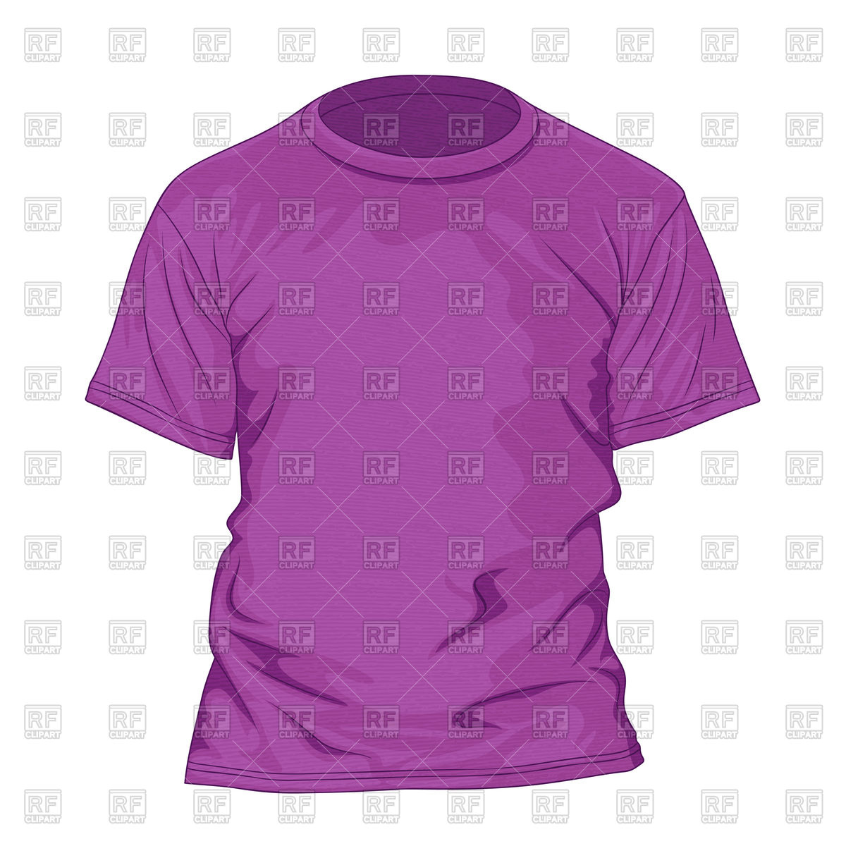 1200x1200 Purple T Shirt With Texture