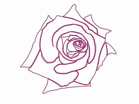 468x351 Valentine Roses Clip Art