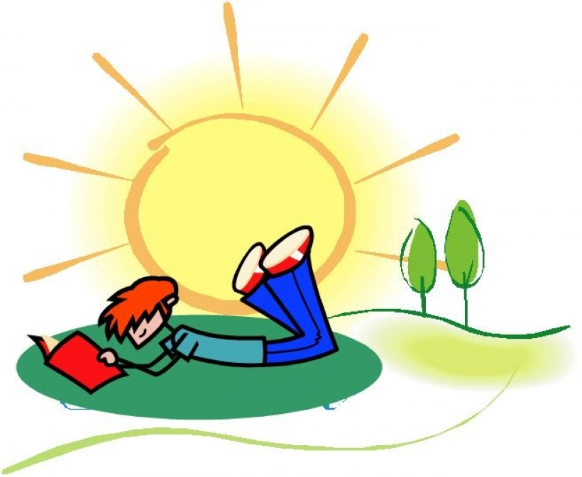 820x673 Summer Holidays Clip Art Holiday Clipart Summer Pencil And