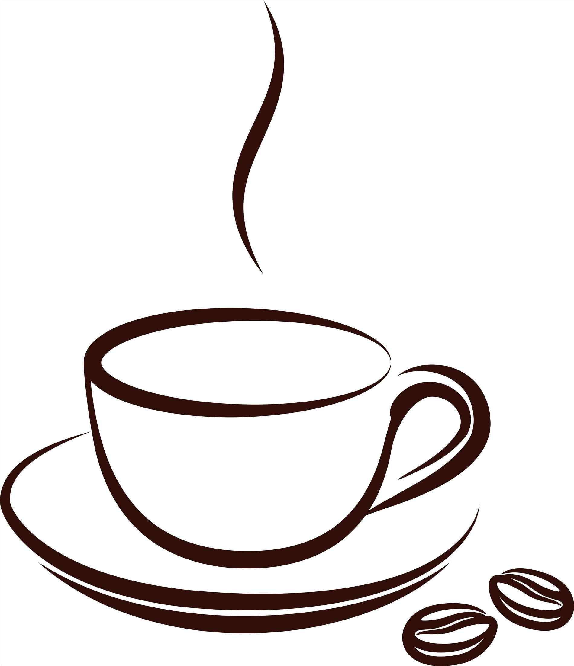 1900x2206 The Images Collection Of In Color Free Steam Steaming Coffee Cup