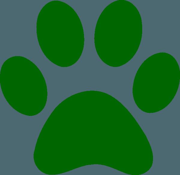 600x583 Image Of Bulldog Paw Clipart