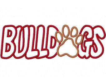 340x270 Bulldog Paw Print Clip Art Bulldog Paw Print Il
